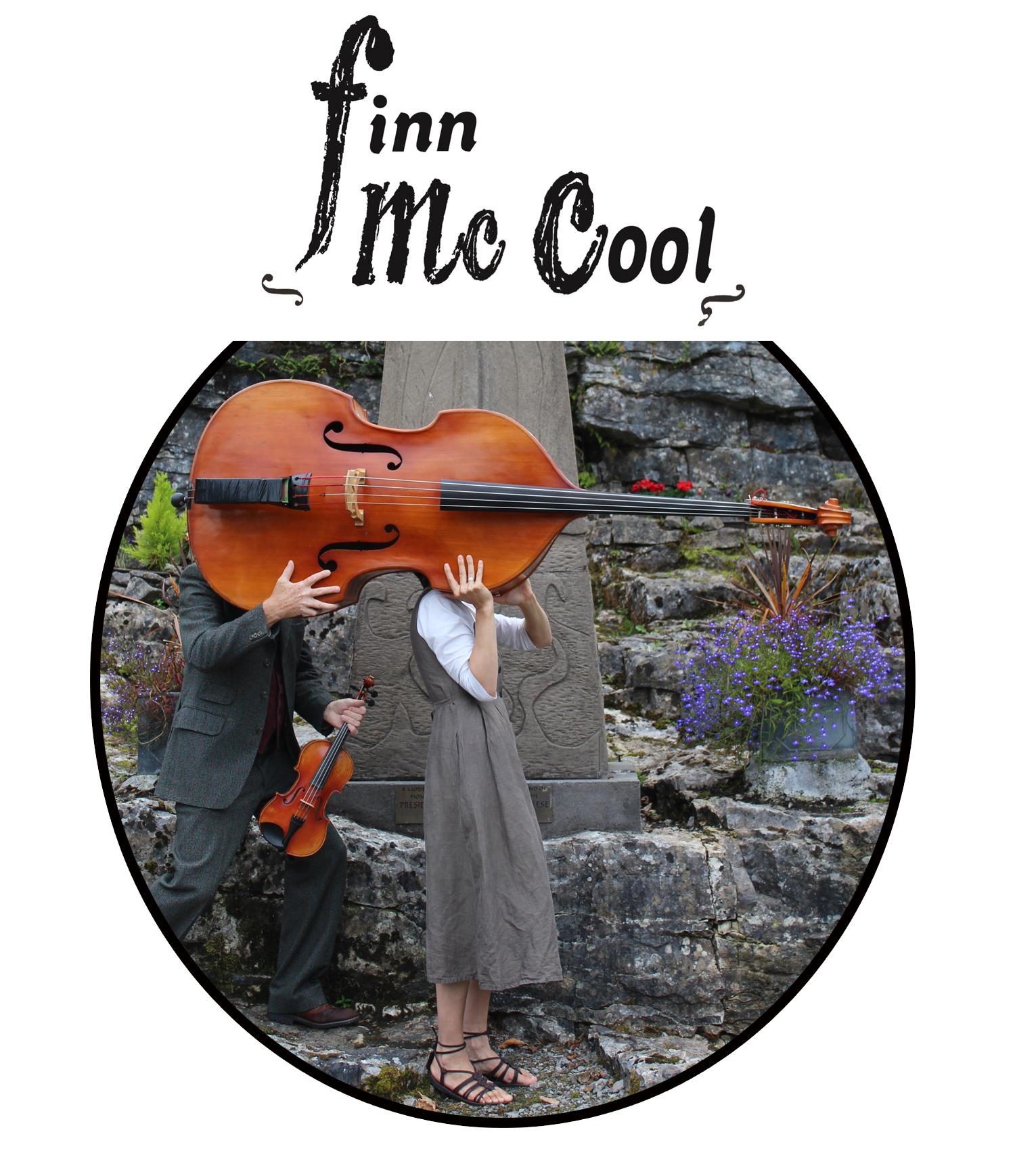"""Agnès et Joseph Doherty, Spectacle Jeune Public, sélection JMFrance 2016-2017, """"Finn Mc Cool"""""""